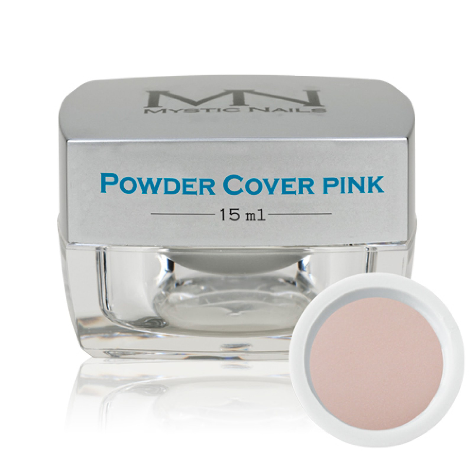 MYSTIC NAILS COVER PINK POWDER